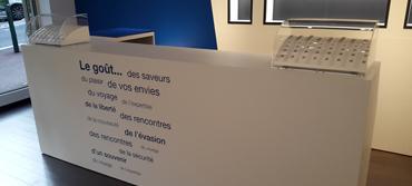 Meubles multi-matériaux à Poitiers