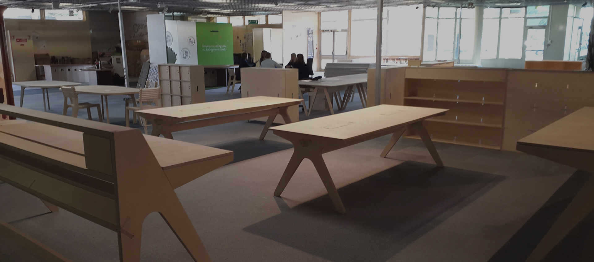 Création de meuble pour la Camif